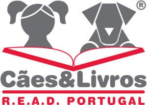 Cães & Livros Logo