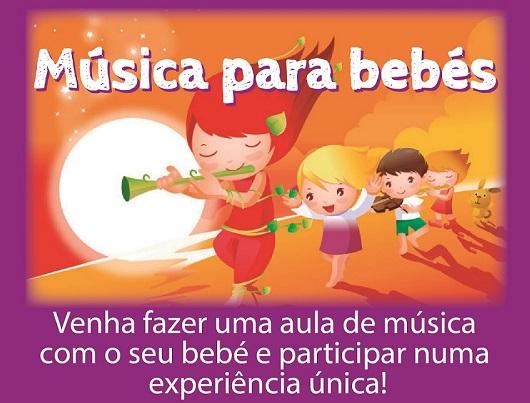 Workshop: Música para bebés
